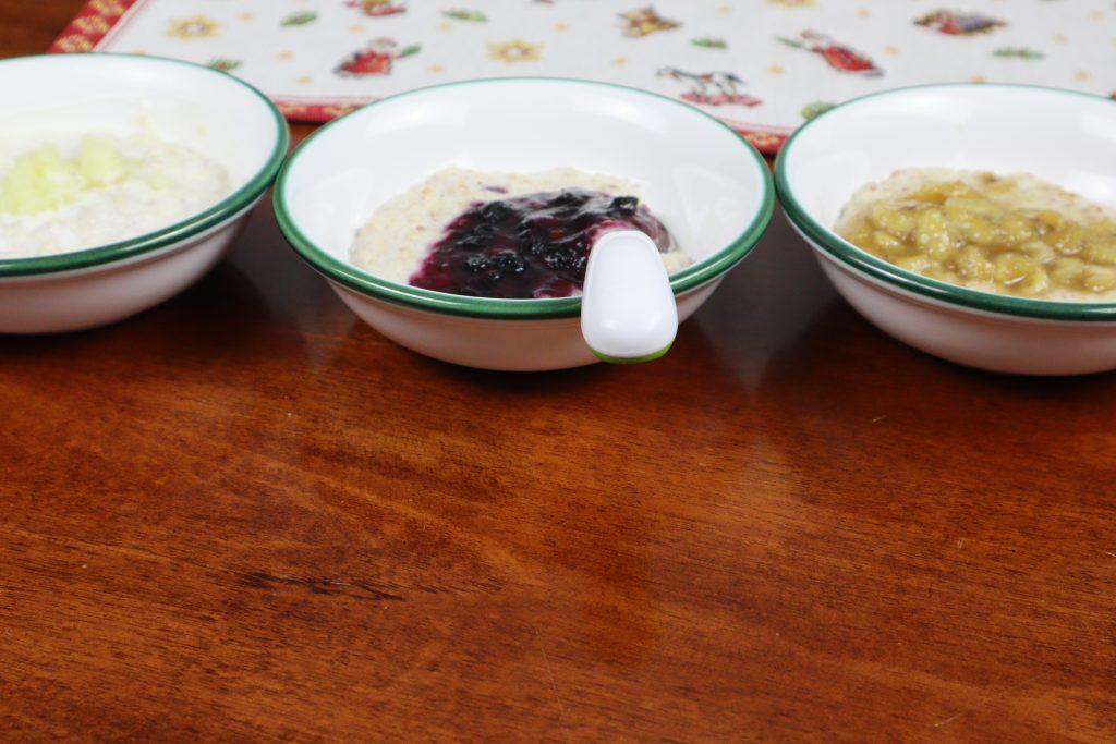 3 oatmeal breakfast ideas for babies you must try
