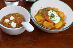 one pot potato dinner recipe