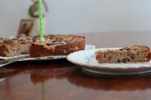 Baby's first birthday cake recipe